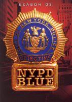 NYPD blue. Season 3
