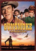 Gunsmoke. The thirteenth season, volume 2