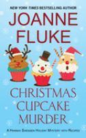 Christmas cupcake murder (LARGE PRINT)
