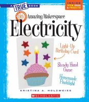 Amazing makerspace DIY electricity