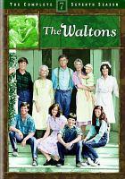 The Waltons. The complete seventh season