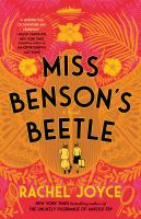 Miss Benson's beetle : a novel