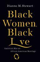 Black women, black love : America's war on African American marriage