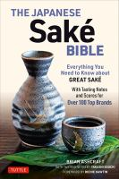 The Japanese saké bible