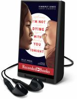 I'm not dying with you tonight (AUDIOBOOK)