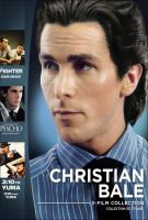 Christian Bale : 3 film collection