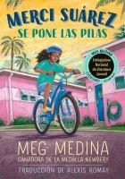 Medina, Meg Merci Suarez se pone las pilas