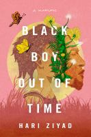 Black boy out of time : a memoir
