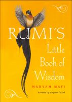 Rumi's little book of wisdom