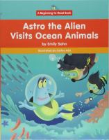 Astro the Alien visits ocean animals