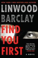Find you first : a novel