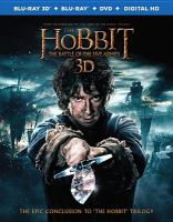 The hobbit. The battle of the five armies