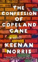 The confession of Copeland Cane a novel