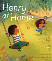 Maynor, Megan Henry at home
