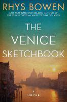 The Venice sketchbook (LARGE PRINT)