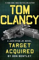 Tom Clancy target acquired (LARGE PRINT)