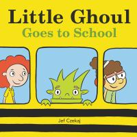 Little Ghoul goes to school