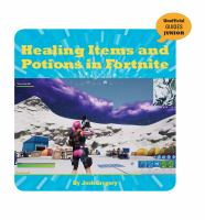 Healing items and potions in Fortnite