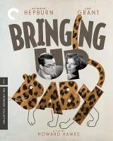 Bringing up Baby [Blu-ray]