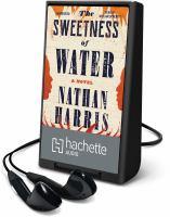 The sweetness of water (AUDIOBOOK)