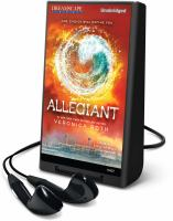 Allegiant (AUDIOBOOK)