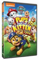 PAW patrol. Pups save the kitten catastrophe crew.