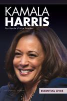 Kamala Harris: first female US Vice President