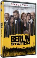 Berlin Station. Season two