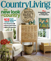 Country living [Print and Zinio Online].