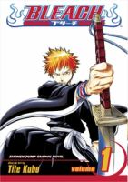 Bleach. [Vol. 1], strawberry and the soul reapers