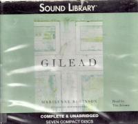 Gilead (AUDIOBOOK)
