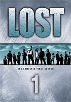 Lost. The complete first season