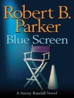 Blue screen (LARGE PRINT)