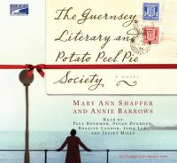 The Guernsey Literary and Potato Peel Pie Society (AUDIOBOOK)